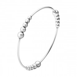 GEORG JENSEN MOONLIGHT GRAPES ARMRING
