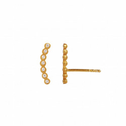 STINA A SEVEN DOTS EARRING