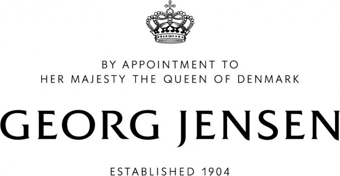 GEORG JENSEN By appointment to her majesty the queen of Denmark